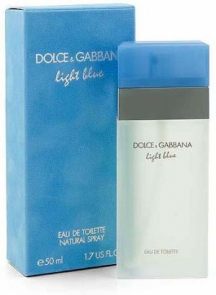 Dolce & Gabbana D&G Light Blue